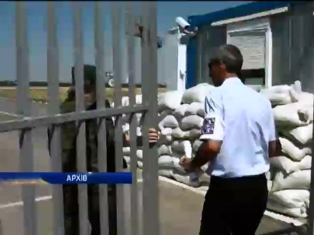 Росiя не даe ОБСґ монiторити кордон iз Украiною (видео)