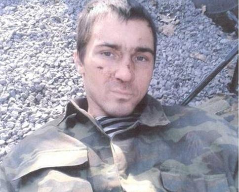 Под Дебальцево задержали стрелка из России Федора Устинова, воевавшего за ДНР (фото)