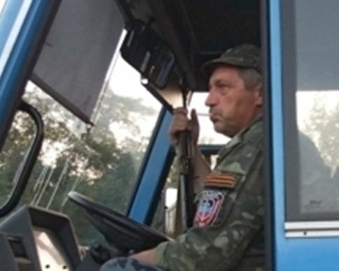 В Донецке похитили главу профсоюза горняков Владимира Степаненко и его сыновей