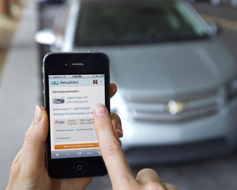 Apple возьмет под контроль автомобили при помощи iPhone