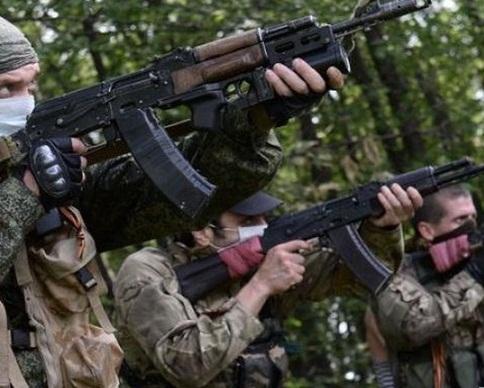 Террористы ЛНР разогнали митинг пенсионеров в Брянке автоматными очередями