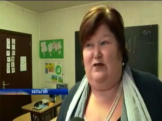 Бельгия смеется над лишним весом премьера-министра Мэгги де Блок (видео)