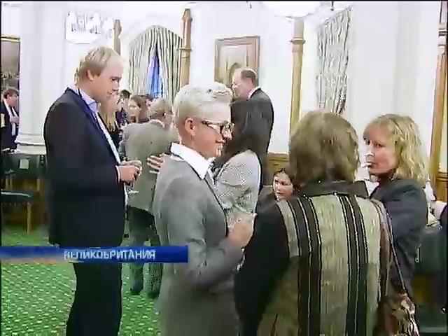 Британский парламент обсудил помощь Украине (видео)