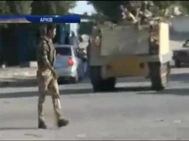 Влада ґгипту ввела надзвичайний стан на пiвночi Синайського пiвострова (видео)