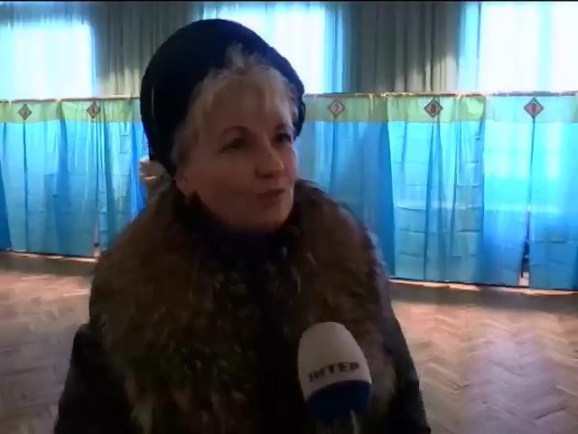 В Краматорську за перші півгодини проголосували 30 виборців