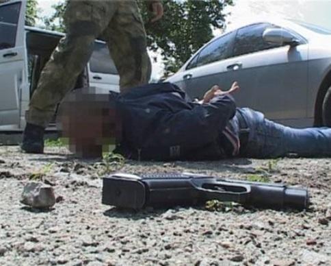 На Закарпатье задержаны диверсанты, планировавшие теракты на выборах