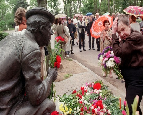Жена Юрия Никулина Татьяна умерла в Москве