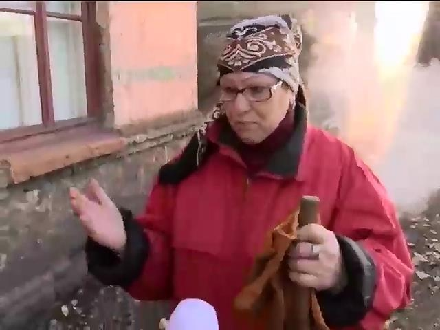 Мешканцi Попасноi: Будь ласка, йдiть голосувати замiсть нас (видео)