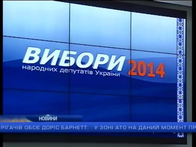 У Попаснiй не вiдкрилася жодна виборча дiльниця: випуск 19:00 (видео)