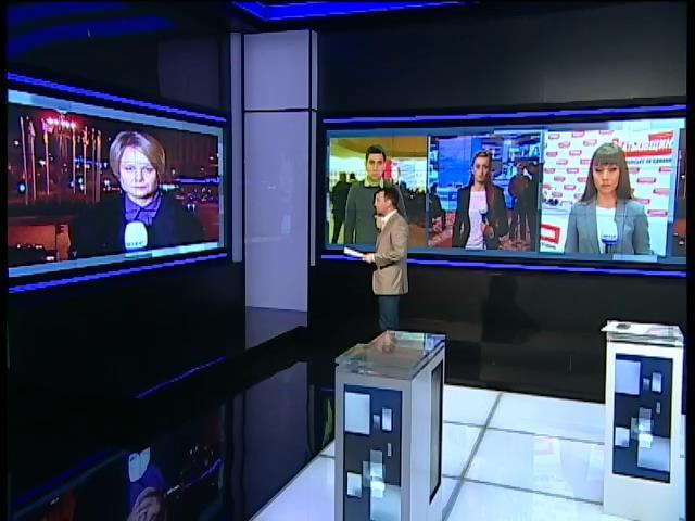Выборы в Раду: В парламент проходят семь партий. Марафон, часть 1 (видео)