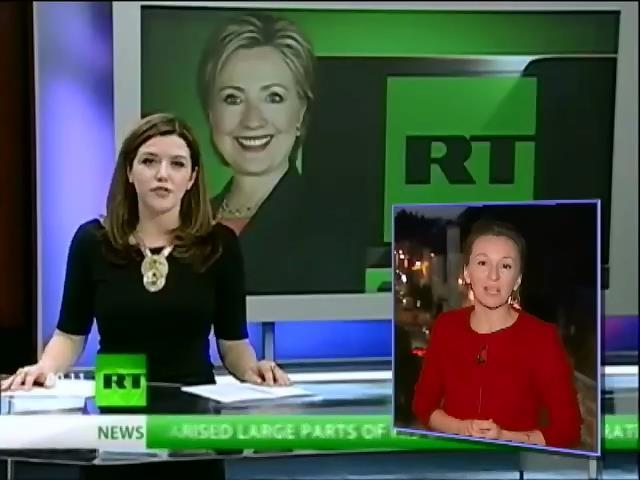 RT готовится распространять во Франции мифы об Украине (видео) (видео)