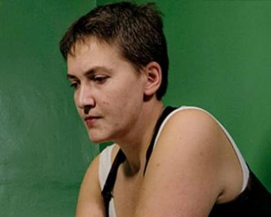 Надiю Савченко звинуватять у незаконному перетину кордону Росii (видео)