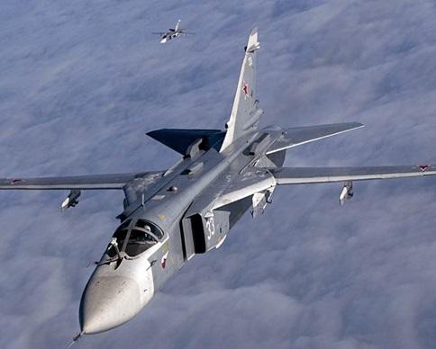 Истребители НАТО в Латвии вылетели на перехват штурмовиков России
