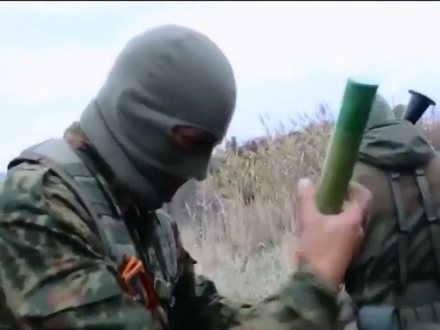 За добу у боях з терористами загинуло 11 вiйськових (вiдео) (видео)