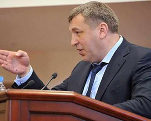 Бывший российский министр Слюняев сменил фамилию