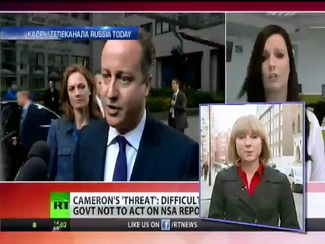 Russia Today начнет промывать мозги британцам (видео) (видео)
