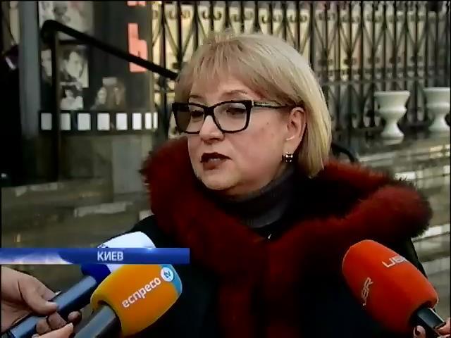 Директор кинотеатра Жовтень о пожаре: Это протест против евроинтеграции (видео)