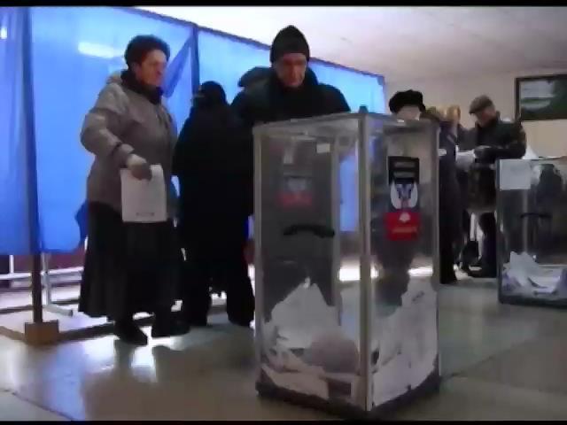 СБУ заборонила в'iзд в Украiну спостерiгачам, якi були на псевдовиборах (видео)