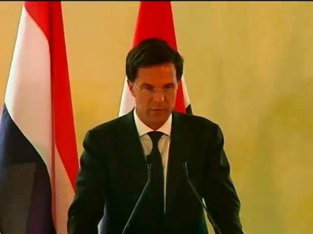 Нiдерланди не передаватимуть справу про катастрофу Боiнга на Украiною до Мiжнародного суду (видео)