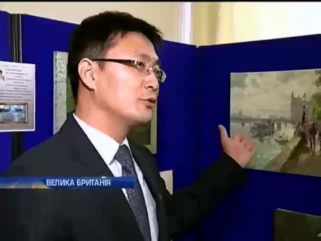 КНДР показала свiту твори своiх митцiв (видео)