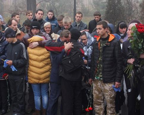 ОБСЕ: По школе Донецка стреляли с запада