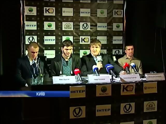 У Броварах чекають на три поeдинки боксерiв з Украiни (видео)