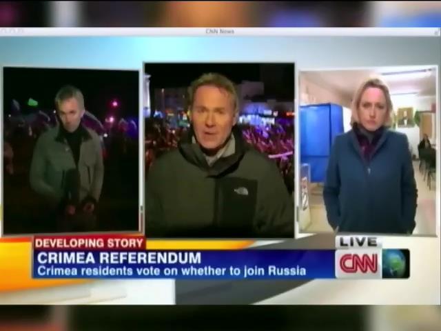 CNN может восстановить вещание по России через интернет (видео) (видео)