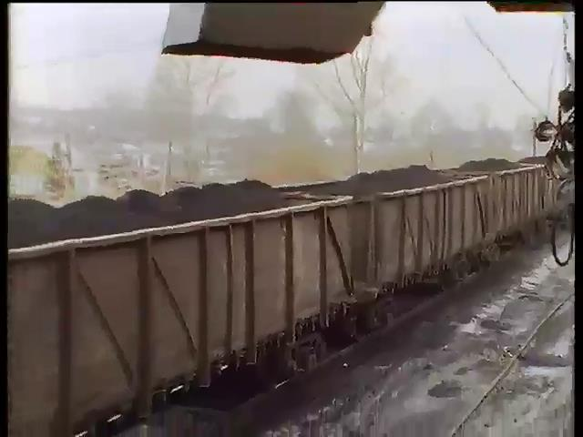 На каждой тонне угля из ЮАР могли своровать 20 долларов (видео) (видео)
