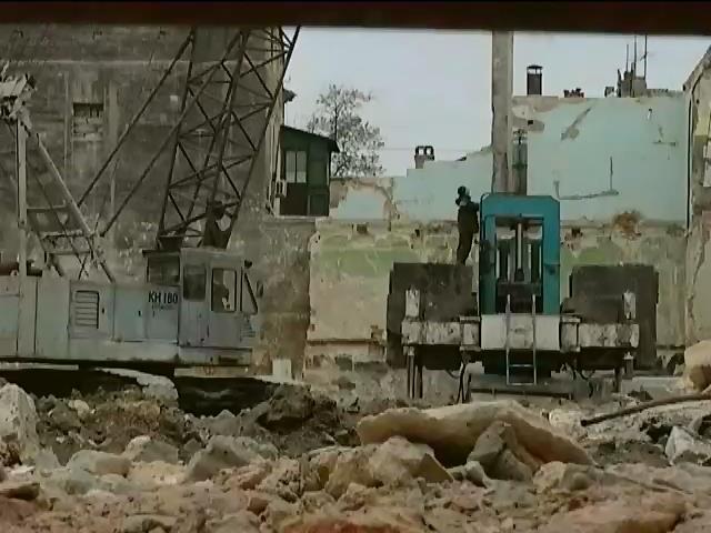 Минкульт открещивается от незаконных строек в Киеве и Одессе (видео) (видео)