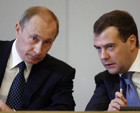 Путин проигнорировал форум в Давосе