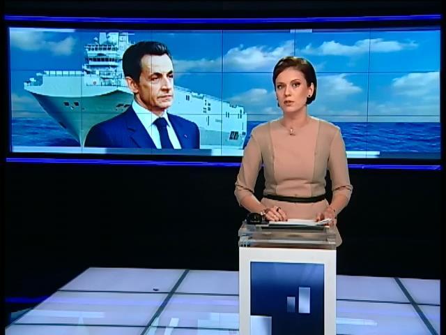 """Премьер Франции заявил, что Россия не получит """"Мистрали"""" (видео)"""