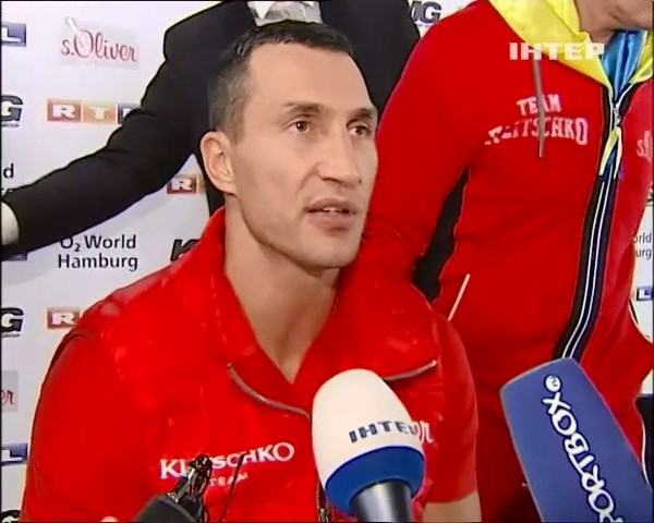 Кличко назвал бой с Пулевым очень грязным (видео)