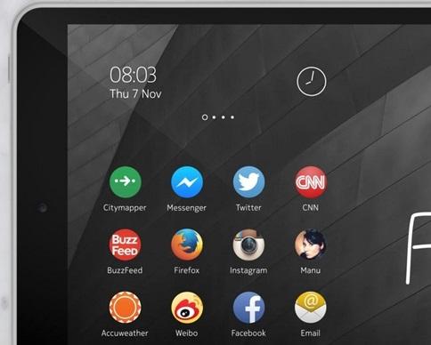 Nokia выпустила планшет N1 на Android 5.0 (видео)