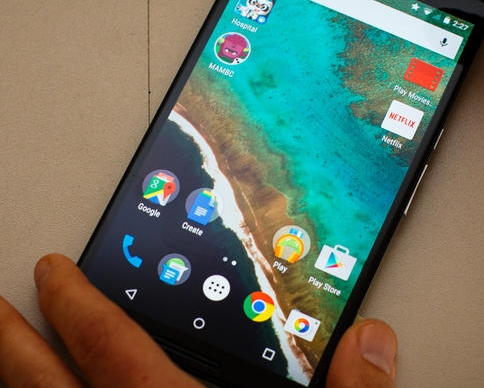 ������ � Android 5.0 Lollipop ��������� �������� SMS