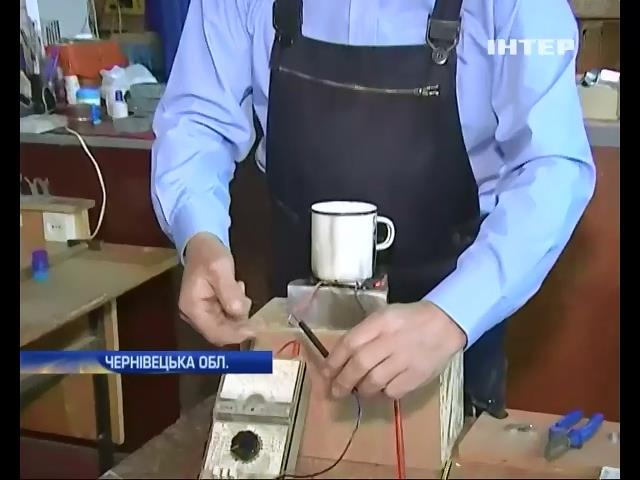 Школярi Буковини роблять термопiчки для вiйськових (вiдео) (видео)