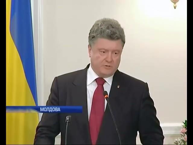 Порошенко впевнений у покращеннi ситуацii на Донбасi (видео)