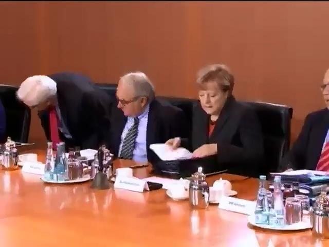 Берлiн скасував нiмецько-росiйський форум (видео)