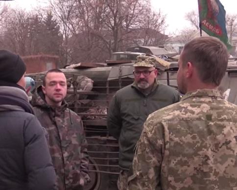 """""""Киборги"""" 95-й бригады рассказали о группах диверсантов в аэропорту Донецка (видео)"""
