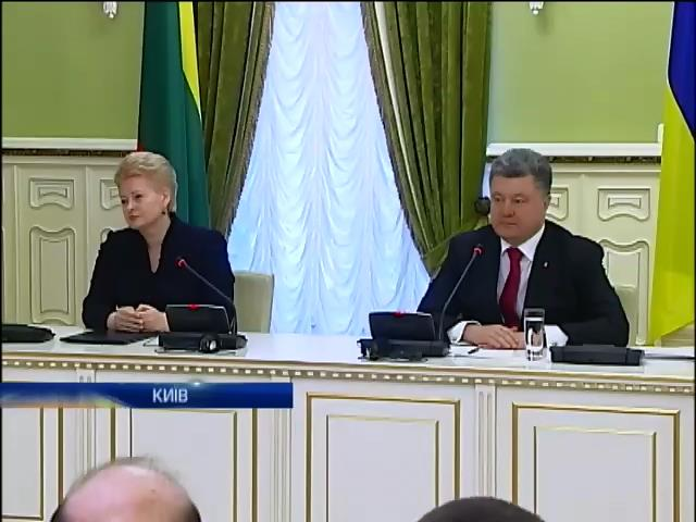 На лiкування до Литви вiдправляться 50 вiйськових (видео)