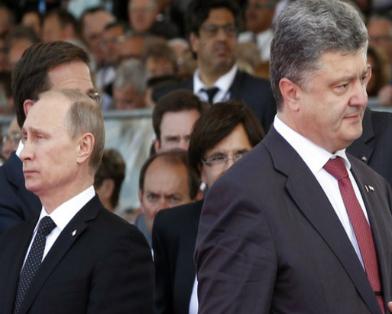 Путин в разговоре с Порошенко пригрозил наступлением - СМИ