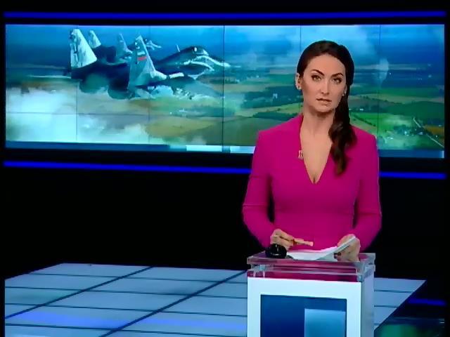 Два винищувачi з Росii порушили авiапростiр Украiни (видео)