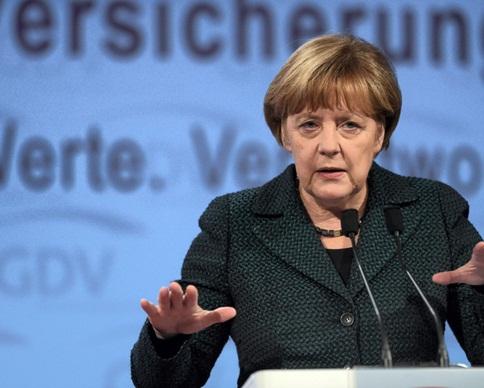 Меркель может посетить Японию в марте 2015 года