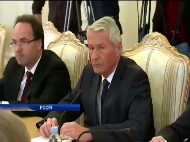 Генсек НАТО закликав уникнути холодноi вiйни (видео)