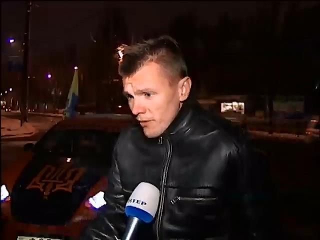 Сергiй Коба не оскаржуватиме виключення з Автомайдану (видео)