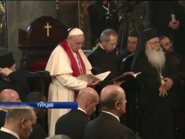 Католическая и Православная церкви призвали Украину к миру (видео)