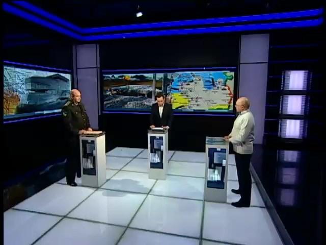 Эксперт раскритиковал Стену и призвал к мобильной обороне (видео)