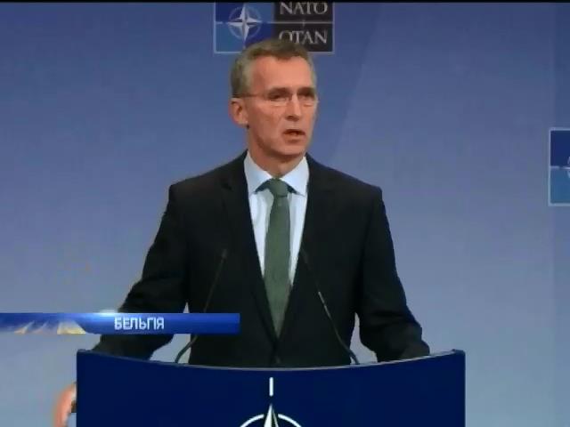 Генсек НАТО не виключаe вступ Украiни до альянсу (видео)