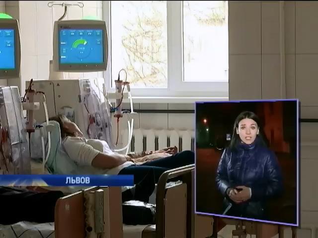 На Львовщине инвалиды остались без лекарств (видео)