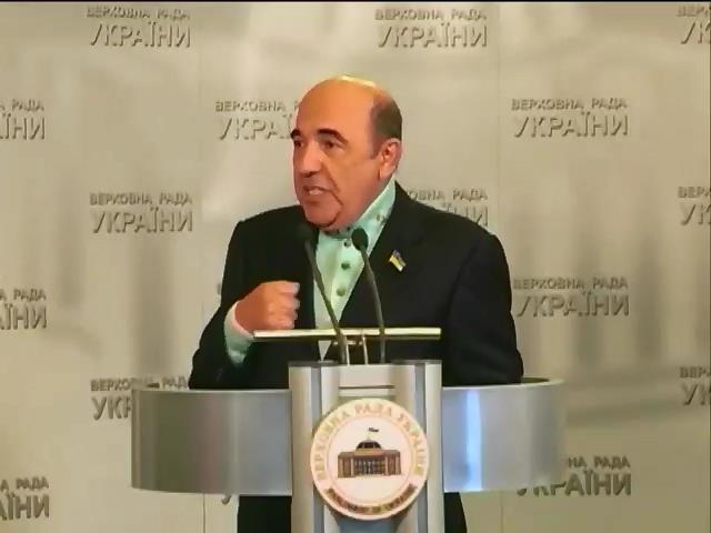 Оппозиция против назначения в Кабмин иностранцев (видео)