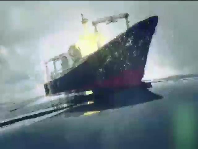 Бiля Чукотки знайшли тiла рибалок з Кореi (видео)